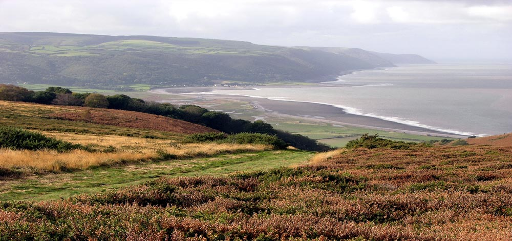 Porlock Marsh and Porlock Weir
